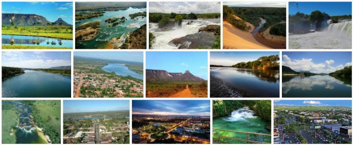 Geography of Tocantins