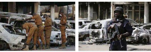 Burkina Faso Crime