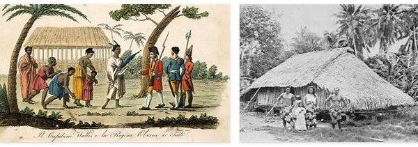 Tahiti History