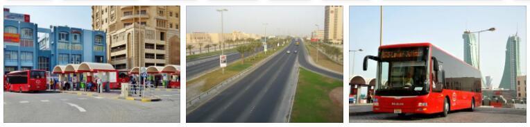 Transportation in Bahrain