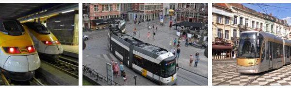 Transportation in Belgium
