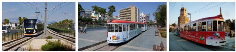 Antalya Transportation