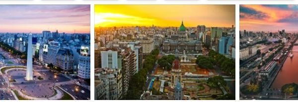 Buenos Aires, Argentina Sightseeing