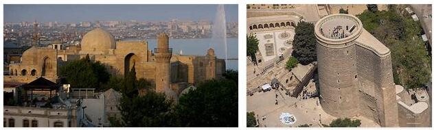 Downtown Baku (World Heritage)