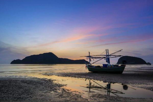Summer Vacation in Thailand