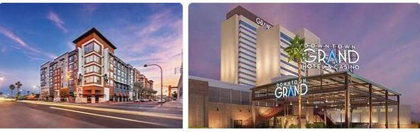 Downtown Las Vegas - The Business District